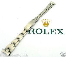 ROLEX OYSTER STAHL DAMEN ARMBAND- Bandanstoß 13 mm -Ref.-Nr. 7834-13 - von 1972