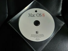 Mac OS 8 - Full Retail Release, Will work on any compatible Mac - CD Only