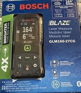 Bosch Laser Measure GLM165-27CG