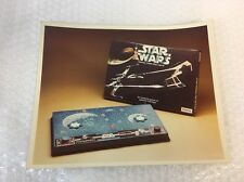 Vintage Palitoy Star Wars Destroy Death Star Game Promotional Photograph PALITOY