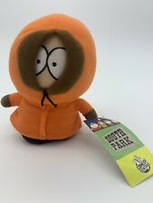 """South Park Kenny 7"""" Stuffed Plush Toy Figure By Nanco Comedy Central 2008"""