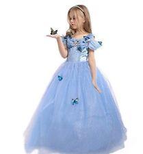 Disney Fabric Fancy Dresses for Girls