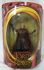 ToyBiz The Lord Of The Rings The Two Towers Sword Attack King Theoden Sealed