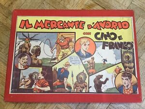Il Mercante D'Avorio Con Cinco E Franco Chronology w/ 17 comic books - Italy