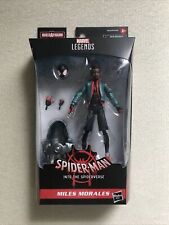 Marvel Legends: Miles Morales Into The Spider-Verse