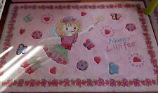 Prinzessin Lillifee Kinder teppich 166x108 Mädchen Kinderzimmer Teppich Spiel