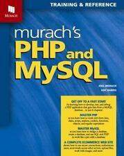 New listing Murach's Php and MySql Paperback Joel Murach
