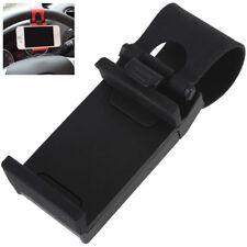 New Universal Mobile Phone - PDA Car Steering Wheel Mount Holder Cradle