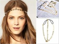 Headband Head Piece Hair band Head Chain Women Metal Rhinestone Jewellery