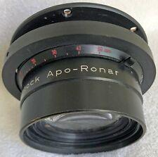 Rodenstock Apo-Ronar f/9 480mm/19 inch Barrel Lens