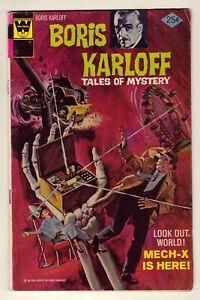 Boris Karloff Tales #66 - Feb. 1976 - Whitman variant - Horror stories, VG (4.0)
