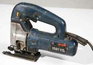 Bosch 1581 VS Scintilla SA Orbital Jigsaw  0 601 581 534