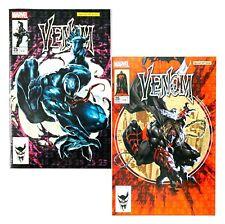 Venom #25 & 26 Homage Variant Covers (2018 Marvel) Cates, VIRUS & CODEX! NM