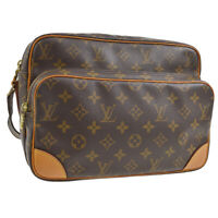 LOUIS VUITTON NILE CROSS BODY SHOULDER BAG PURSE M45244 NO0968 37508