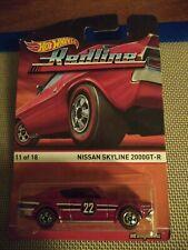 Nissan skyline 2000gt-r 11/18