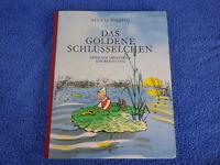 Das goldene Schlüsselchen oder die Abenteuer des Burattino, DDR Kinderbuch 1954