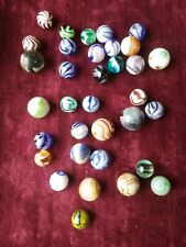 Vintage Marbles Mixed Lot #6