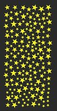 Glow in the Dark Star stickers & custom Designs. 100 + Self Adhesive & Removable