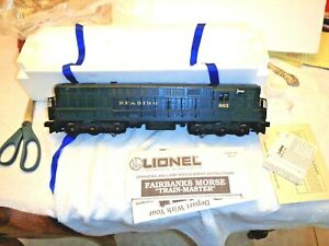 Lionel ~ 6-18309 Reading Fairbanks Morse Trainmaster Diesel Engine