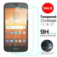 For Motorola Moto E5 Play/Cruise/Plus/Supra 9H Tempered Glass Screen Protector
