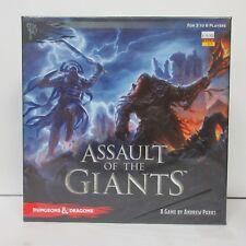 Wizkids Asmodee D&D Dungeons & Dragons Assault of the Giants NEW