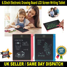 6.5inch Electronic Digital LCD Writing Pad Tablet Drawing Graphic Board For Kids
