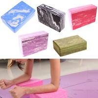 Camouflage Yoga Brick Strength Flexibility Yoga Gym Exercise Fitness Equipment H