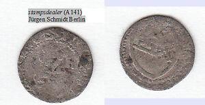 stampsdealer Bremen Swaren Bremer Schlüssel / St. Petrus ca. 0,65 g (A141)