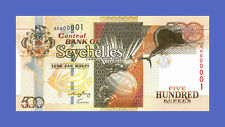 SEYCHELLES - 500 Rupees 2005s - Reproductions - See description!!