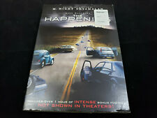 THE HAPPENING - DVD VIDEO - M. NIGHT SHYAMALAN