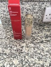 CLARINS 108 Sand Extra Firming Foundation SPF 15 Liquid Anti Age Discontinued