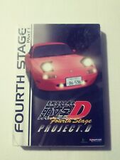 INITIAL D: FOURTH STAGE, PART 1 NEW DVD