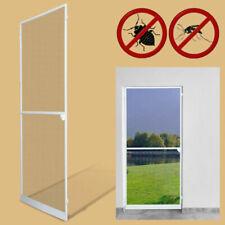 Alu Fliegengitter Fenster Tür Insektenschutz Moskitonetz Mücken Gitter Fliegen