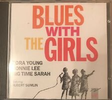 Blues With The Girls CD France Zora Young Bonnie Lee Big Time Sarah