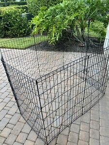 Pet Playpen 2' High 6' Long 6' Wide Great For A New Puppy