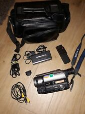 Sony Video 8 (hi8) Camcorder ccd-tr511e