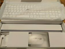 Full Size Slim Wireless Keyboard and Compact Mouse Combo Set