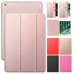 Case For iPad 9th 8th 6th 5th Air4 Mini Pro 11 Smart Flip Hybrid Leather Cover