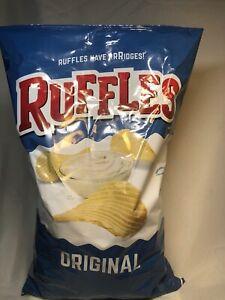"""Ruffles Original Potato Chips (""""RRRidges"""") 28 Ounce Costco Size Free Shipping"""