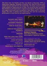 SUPERTRAMP - LIVE IN PARIS '79  DVD NEU