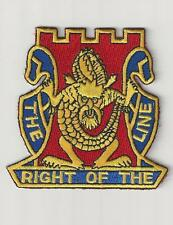 US ARMY PATCH - 14TH INFANTRY REGIMENT