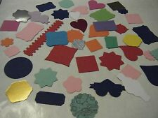 100+ Assorted die cuts/ off cuts for Crafting / Scrapbooking JOB LOT