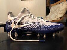 Men's Nike Vapor untouchable 839924 409 blue white football Cleats SZ 13