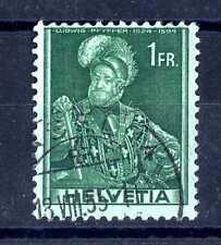 SWITZERLAND - SVIZZERA - 1941 - Colonello Ludwig Pfyffer. B3473