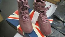 uk size 6.5 - reebok classic freestyle high fbt womens leather trainers - bs6280