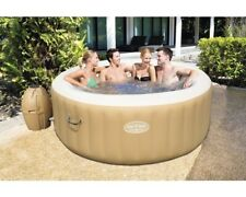Bestway Lay Z Spa Vegas Inflatable Portable Hot Tub Jacuzzi 4-6 Person