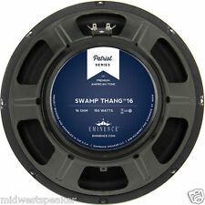 """Eminence SWAMP THANG 12"""" Guitar Speaker - 16 ohm 150 Watts NEW - FREE SHIPPING!"""