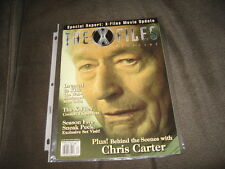 The X-Files Official Magazine Winter 1997-1998, Well Manicured Man