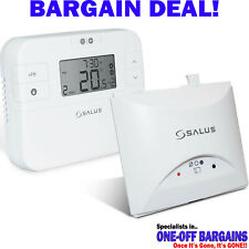 SALUS RT510WBC + WORCESTER BOILER PLUS WIRELESS COMPLIANT THERMOSTAT - FREE PP