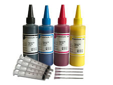 Pigment ink for refilling HP953 903 ink cart refill Kit with needle and syringe